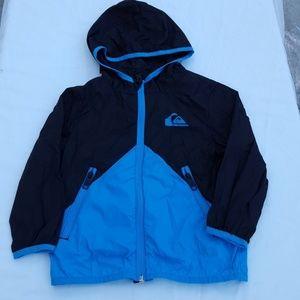 Quicksilver Windbreaker jacket